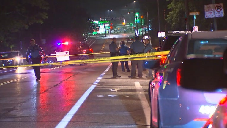 St. Paul armed robbery shooting