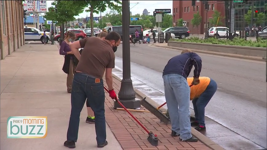 Rebuilding in Saint Paul: Group raising funds for Midway & Union Park neighborhoods