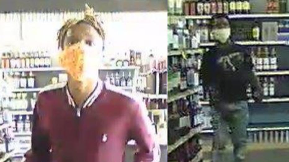 Penn Lake Roast Beef armed robbery suspects