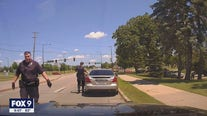 Dash cam video released in 'mistaken identity' stop in Bloomington, Minnesota