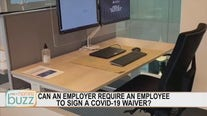 Is it Legal? Can employers ask their employees to sign COVID-19 waivers?
