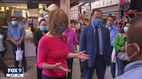 Sen. Smith meets with St. Paul business owners impacted by COVID-19, civil unrest