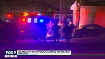 Standoff at Hastings, Minnesota mobile park ends peacefully after 15 hours