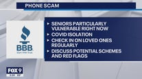 Minnesota family warns others after scam targeted elderly relative