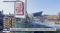 Minnesota Historical Society gradually reopening historical sites