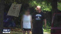 Sex offender removed from women's homeless camp in Minneapolis