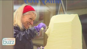 State Fair dairy tradition to continue: how you can watch this year's butter carvings