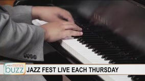 Bringing the sweet sounds of jazz to your couch