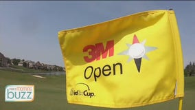 The 3M Open ready to put on a show without fans on the course