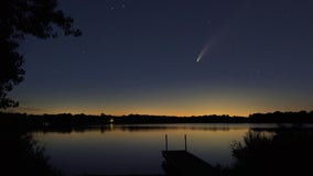 Brightest comet in 25 years appearing in a sky near you