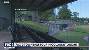 Next FOX 9 Town Ball Tour stop, Cologne Hollanders, boast unbeatable cheese curds in amateur baseball