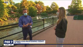 Como Zoo & Como Town Amusement Park Reopen