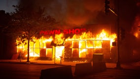 Body found in wreckage of Minneapolis pawn shop that burned during riots