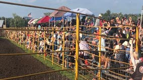 At least 1 attendee infectious with COVID-19 at northern Minnesota rodeo, thousands possibly exposed