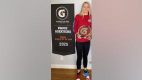 Hopkins basketball star Paige Bueckers named 2020 Gatorade High School Athlete of the Year