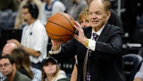 Glen Taylor tells FOX 9 Sports the Timberwolves 'are going to stay in Minnesota'
