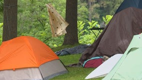 Notices to vacate served at 3 encampments in Minneapolis parks, 2 more parks cleared