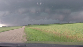 Tornado reported in northern Minnesota after strong storms push through state