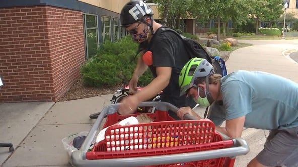 Bikes and Bites uses beloved activity to give back to Minneapolis community