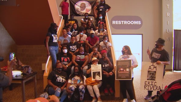 Mothers who lost loved ones in police altercations meet in Twin Cities for march