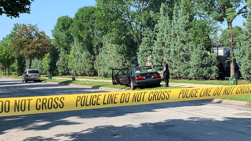 Man killed in Minneapolis shooting, another person in custody