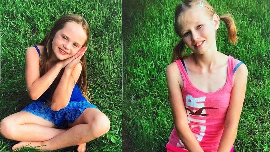 Deputies looking for 2 missing girls in northern Minnesota