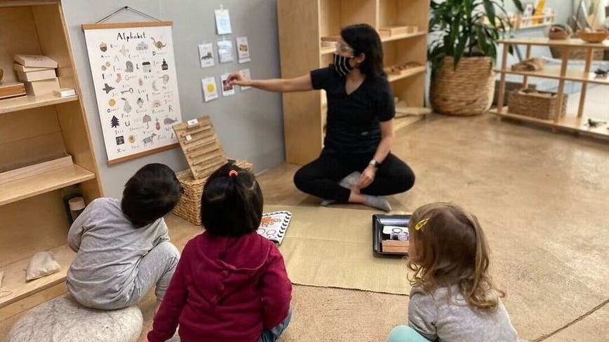 Now Hiring: Bay Area tech mogul posts job for 'best' teacher to instruct kids in his backyard