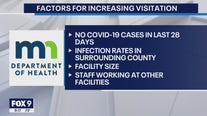 New guidance for long-term care facilities outlines 2 levels of visits, activities amid COVID-19 pandemic