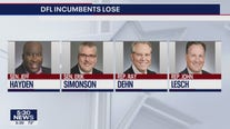 4 DFL incumbents lose primaries to challengers Tuesday night