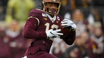 Fleck: Rashod Bateman granted waiver to practice with Gophers
