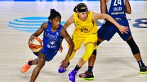 Crystal Dangerfield ready to build on standout rookie year with Minnesota Lynx