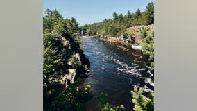 Man seriously injured after falling from ledge at Interstate State Park in Taylors Falls