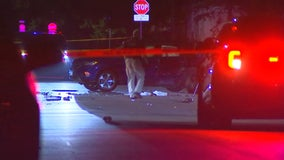Motorcyclist dies after fleeing police, crashing into vehicle in Coon Rapids, Minnesota