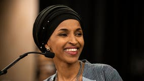 Rep. Ilhan Omar ends campaign's contract with husband's consulting firm