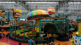 Nickelodeon Universe reopening inside Mall of America on Aug. 10