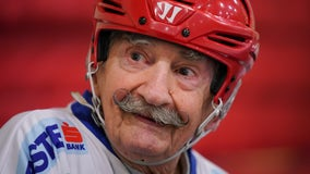 Duluth man named 'World's Oldest Hockey Player' passes away at age 99