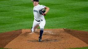 Former Minnesota town ball player makes MLB debut with Seattle Mariners