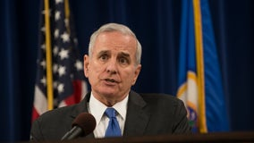 Former Minnesota Gov. Mark Dayton recovering from surgery after falling in kitchen, hitting his head