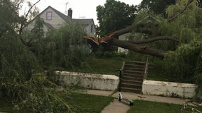 Minnesotans wake up to damage, power outages after Friday night storm