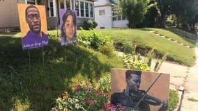 Voices for Change: Math teacher painting portraits of victims of police violence