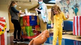 Children's Minnesota gets a taste of the Minnesota State Fair