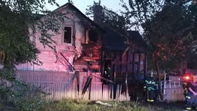 2 rescued during early morning fire at China Wok restaurant in Minneapolis' Longfellow neighborhood