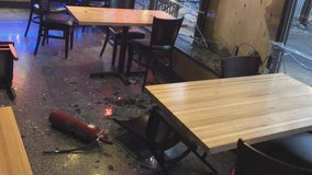 'I saw the fear in him': Lotus Restaurant owner describes intense confrontation with looters