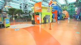 Nickelodeon Universe reopens at MOA with safety measures in place
