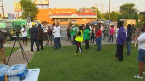 Vigil held for 17-year-old girl killed in north Minneapolis shooting