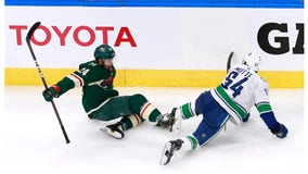 Wild fall to Canucks 3-0 in Qualifying series Game 3, face elimination Friday night