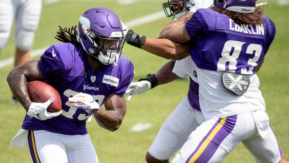 Vikings training camp to air live on FOX 9 on Monday, Aug. 17