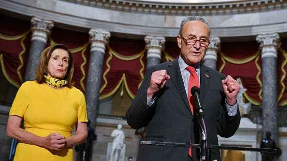 2nd impeachment trial of former President Donald Trump to begin week of Feb. 8, Schumer says