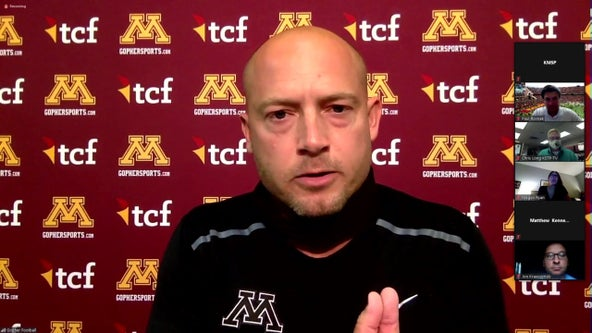 Gophers head coach P.J. Fleck promises to support players who opt out over COVID-19 concerns