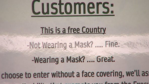 Northern Minnesota restaurant with mask optional stance faces potential legal action